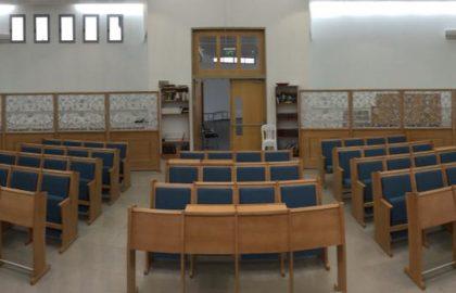 בית הכנסת כרמית אשכנזי